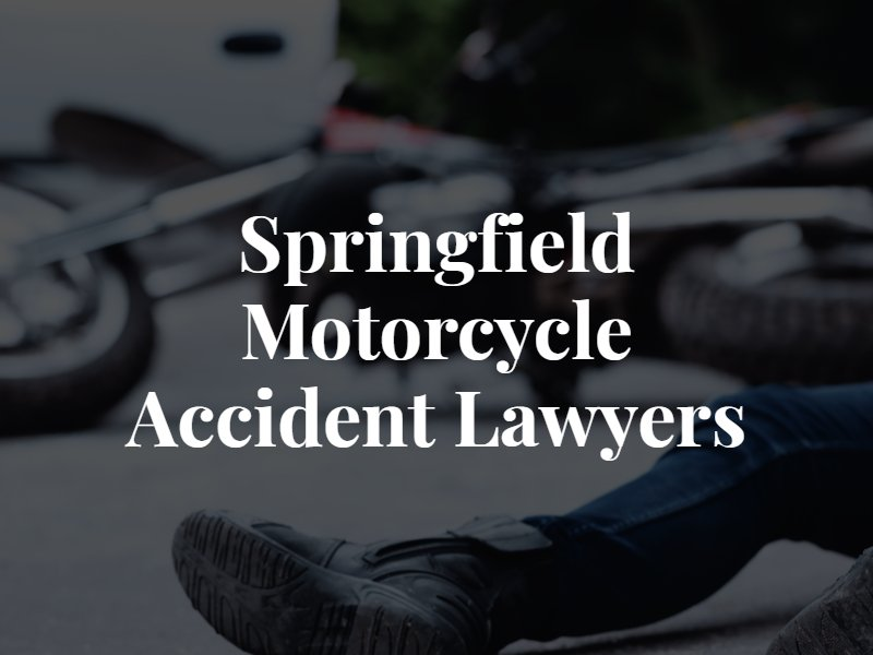 Bolivar & Springfield Motorcycle Accident Attorneys