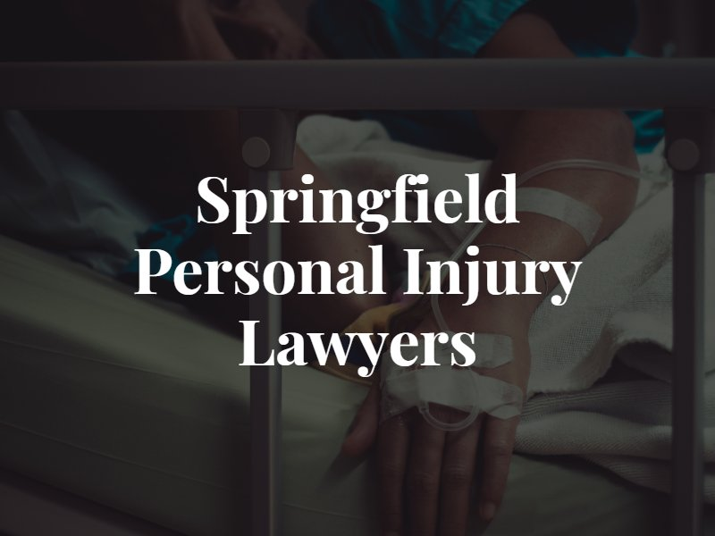 Springfield and Bolivar Personal Injury Lawyers