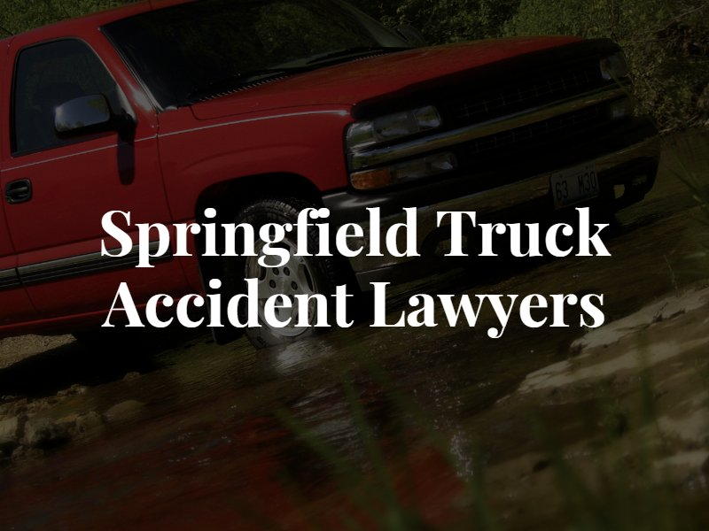 springfield truck accident lawyer