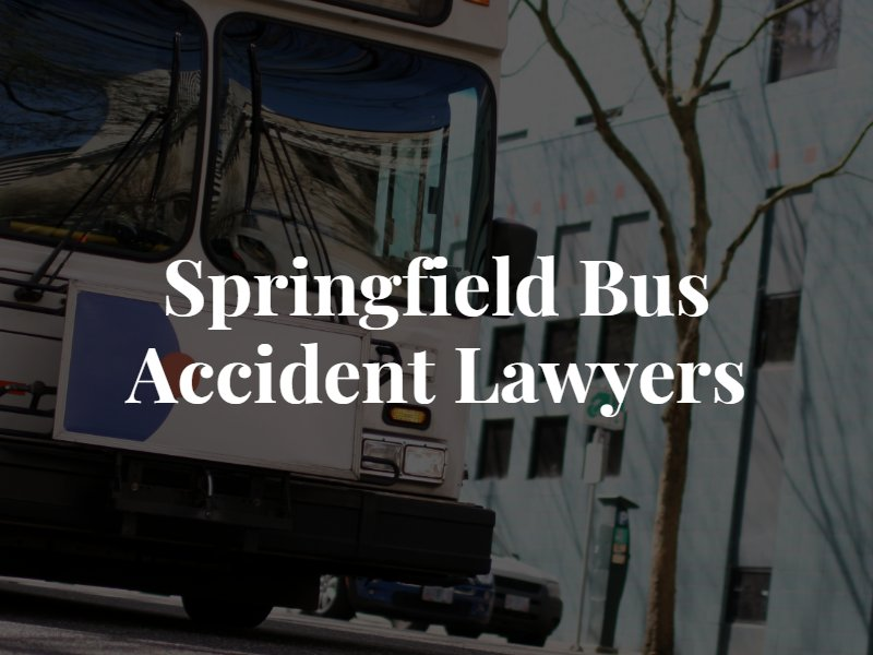 Springfield Bus Accident Lawyer