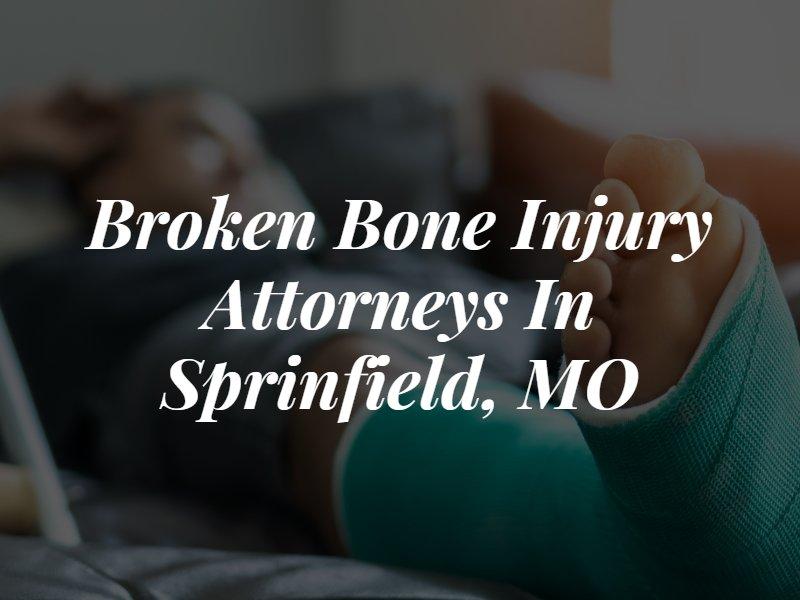 Bone Injury Lawyers